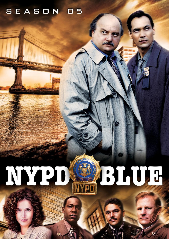 NYPD Blue: Season 5 (DVD)