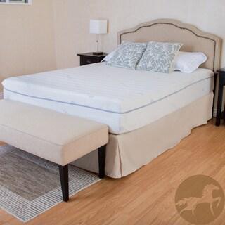 Christopher Knight Comfort Medium Firm 11-inch Twin-size Gel Memory Foam Mattress