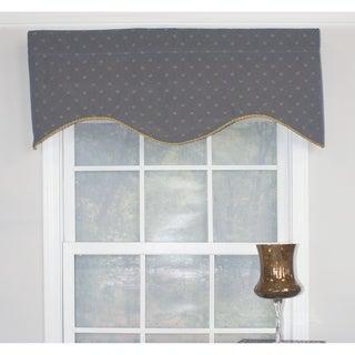 Sutherland Indigo Cornice Window Valance