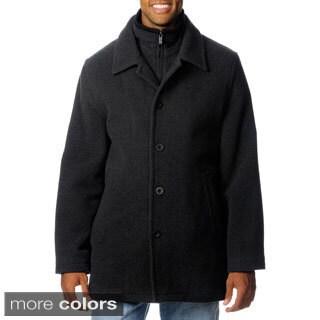 Images of Wool Car Coat Mens - Reikian
