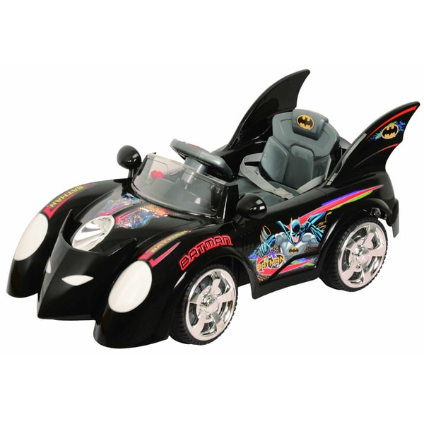 Best Ride On Cars 12V Batman Ride-On Batmobile