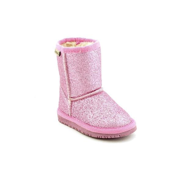 Bearpaw Girl (Toddler) 'Cheri' Synthetic Boots - Free Shipping ...