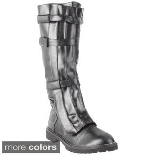 Funtasma Walker-130 Men's Super Hero Knee High Boots