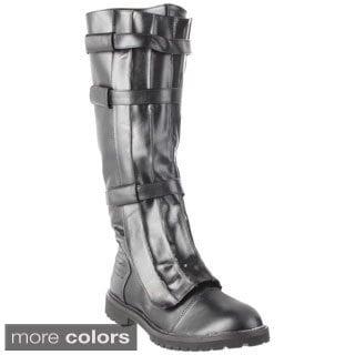Funtasma Walker-130 Men's Super Hero Knee High Boots
