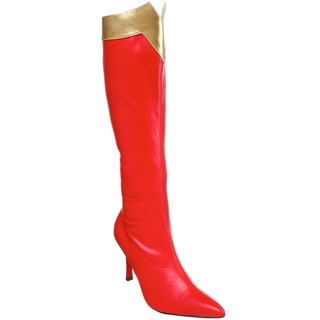 Funtasma 'Wonder-130' Women's Super Hero Knee High Boots