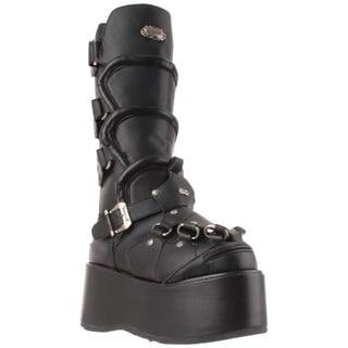 Demonia 'Wicked-732' Men's Mid Calf Boots