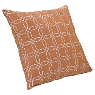 Mandarin 20 x 20-inch Accent Pillow