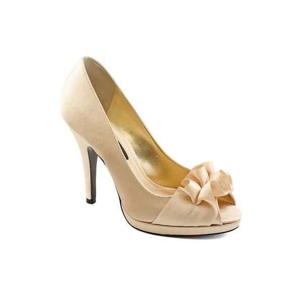 ba5d654708d Shop Nina Women s  Evelixa  Satin Dress Shoes - Free Shipping Today ...