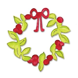 Sizzix Originals Christmas Wreath Die