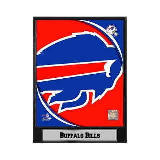 NFL Buffalo Bills Logo Plaque