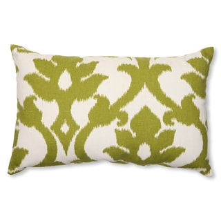 Pillow Perfect Azzure Kiwi Rectangular Throw Pillow