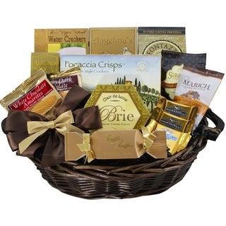Classic Gourmet Food/ Snack Gift Basket