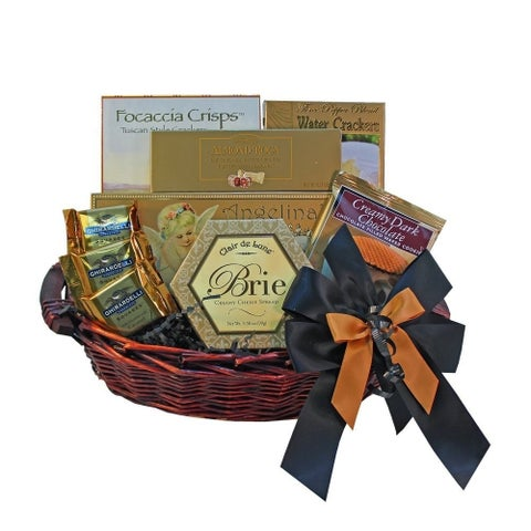 Classic Gourmet Food Gift Basket, Small