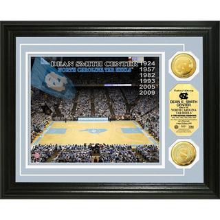 University of North Carolina Basketball Gold Coin Photo Mint