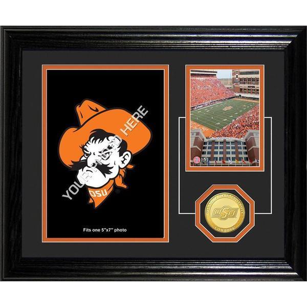 Oklahoma State University 'Fan Memories' Desktop Photomint