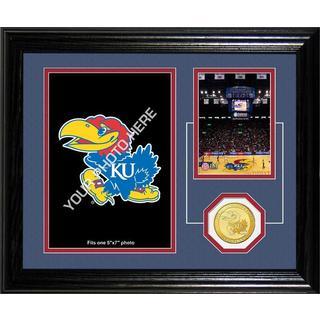 University of Kansas Court Fan Memories Desktop Photo Mint