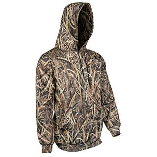 Yukon Gear Deluxe Hooded Sweatshirt Shadow Grass Blades