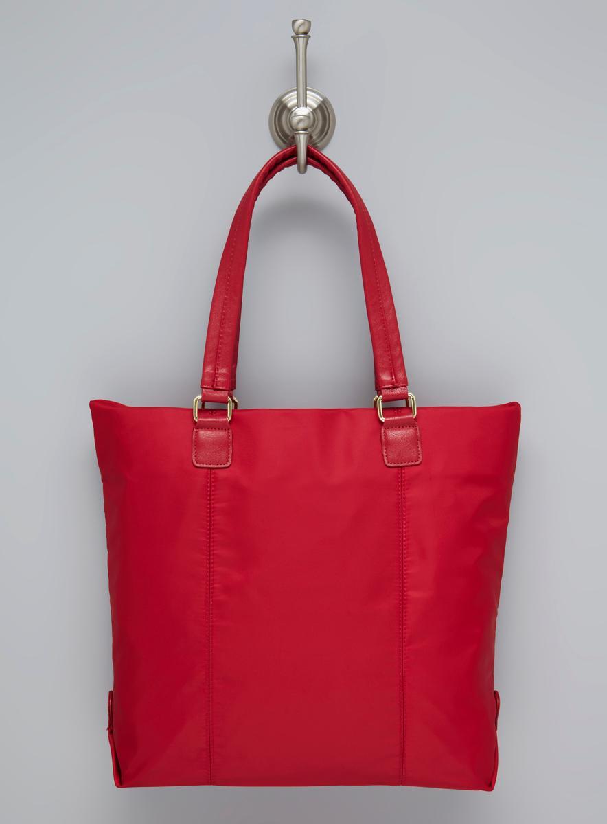 Olivia   Joy Vivid Nylon Zipper Tote - Free Shipping On Orders ...