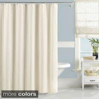Luxury Matelasse Nepal Bamboo Pattern Shower Curtain