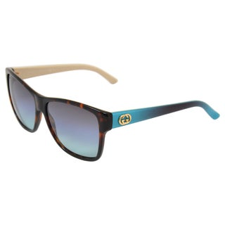 Gucci Women's Aviator Sunglasses