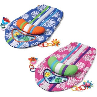 Shop Infantino Surfboard Tummy Time Mat Free Shipping On