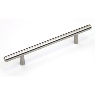 8-inch Solid Stainless Steel Cabinet Bar Pull Handles (Set of 5)