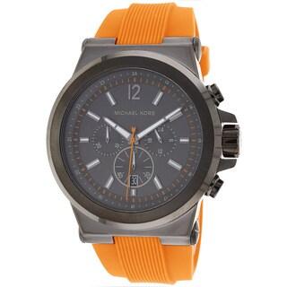 Michael Kors Men's Gunmetal Chronograph Watch