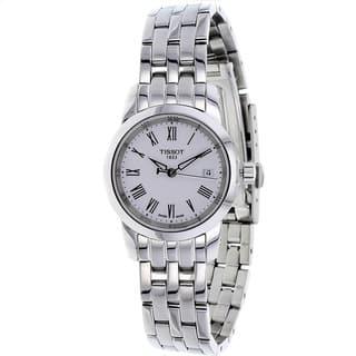 Tissot Women's Dream Watch|https://ak1.ostkcdn.com/images/products/8451151/8451151/Tissot-Womens-Dream-Watch-P15744453.jpg?impolicy=medium