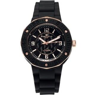 Oceanaut Women's Acqua Black Watch
