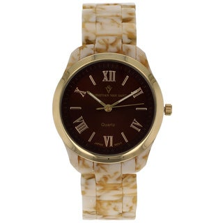 Christian Van Sant Women's 'Fluer' Watch
