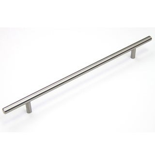 12-inch Solid Stainless Steel Cabinet Bar Pull Handles (Case of 10)
