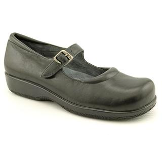 Softwalk Women's 'Jupiter' Leather Casual Shoes - Wide (Size 11 )