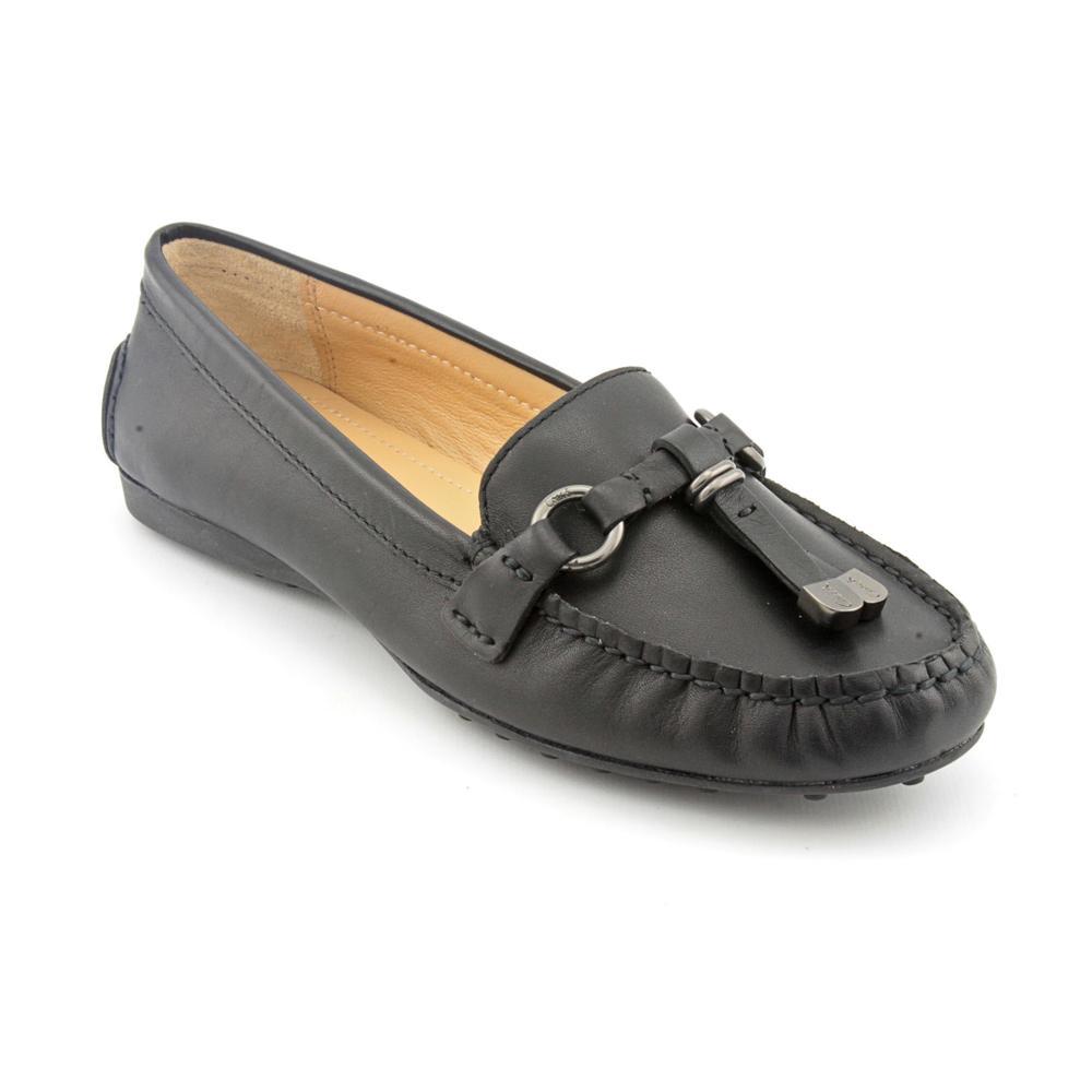 coach s fleur leather casual shoes size 5