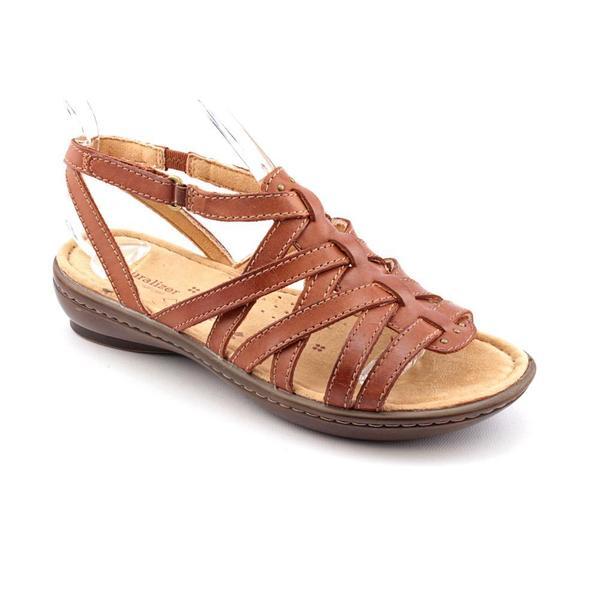 162b54305d12 Shop Naturalizer Women s  Jamboree  Synthetic Sandals - Wide (Size ...