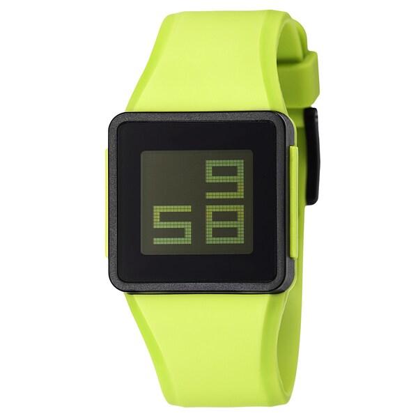 Nixon Men's 'The Newton Digital' Polycarbonate Watch