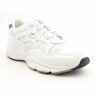 Propet Women's 'W2034' Leather Athletic Shoe - Wide (Size 9 )