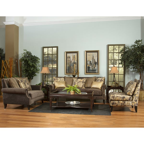 Fairmont Designs Made To Order New Orleans 3-piece Sofa Set