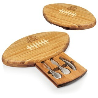 Picnic Time Quarterback Cheese Board Set (National Football Conference)