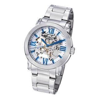 Stuhrling Original Men's Winchester Supreme Automatic Bracelet Watch