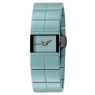 Nixon Women's 'The Cougar' Stainless Steel Watch