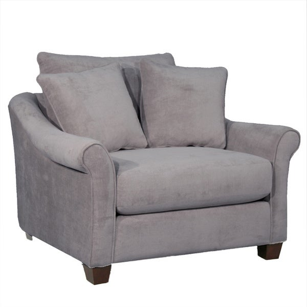 Fairmont Designs Made To Order Chelsea Mineral Grey Chair