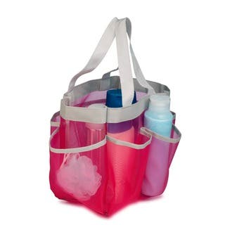 Honey Can Do Quick Dry Shower Tote|https://ak1.ostkcdn.com/images/products/8454767/P15747669.jpg?impolicy=medium