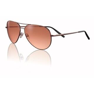 Serengeti Med Aviator Bordeaux/Driver 6826 Sunglasses