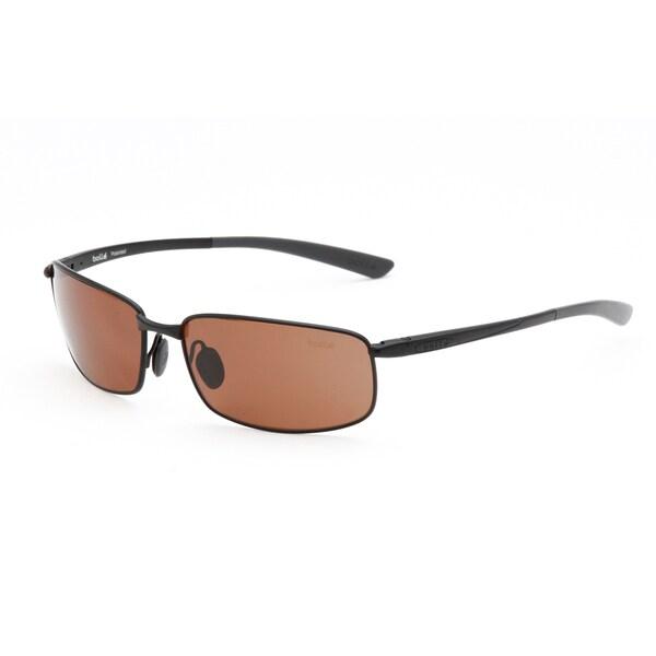 Bolle Benton Satin Black Sunglasses