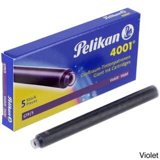 Pelikan Ink Cartridge Refill 5-Pack Violet