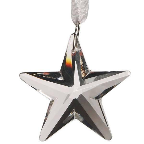 Crystal Florida Crystal Star Ornament