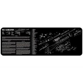 Tekmat M1 Garand Black Long Gun Mat 36-M1GAR-BK