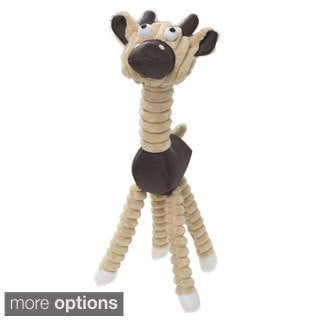 Giraffe Rope Dog Toy
