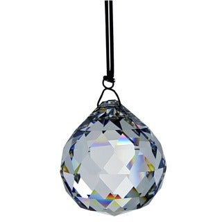 Crystal Florida Crystal 40 mm Ball (Several Colors Available)