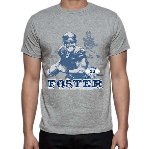 Arian Foster Portrait T-shirt